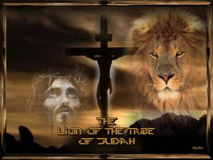 Jesus- Lion of Judah